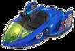 MK8 Sprite Blue Falcon