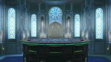 SSB4 Screenshot Kalos-Pokémon-Liga Standardkammer.png