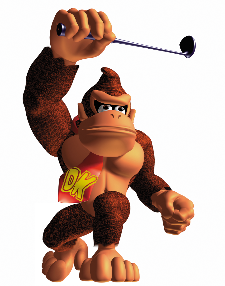 MGN64 Artwork Donkey Kong.png