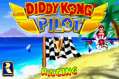 Diddy Kong Pilot (2001 build)/Gallery