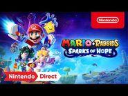 Mario + Rabbids Sparks of Hope – Nintendo Direct - E3 2021-2