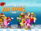 New Super Mario Bros All-Stars HD