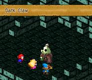 SMRPG Screenshot Dunkle Klaue