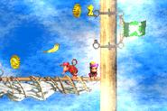 DKC2GBA Screenshot Schlotter-Mast 3