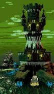 K. Rool's Keep Overworld (Donkey Kong Country 2)