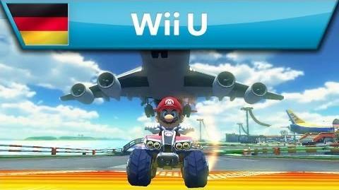 Mario Kart 8 -- Trailer (Wii U)
