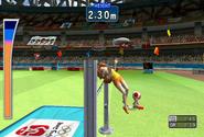 Athletics highjump