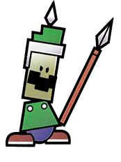 Green (Super Paper Mario)