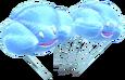 MKT Sprite Schneewolkenballons