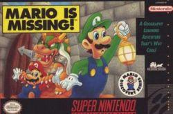 Mario a disparu !