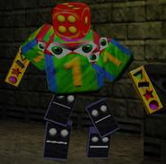 DK64 Screenshot Spielzeugungeheuer