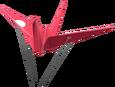 MKT Sprite Rosarot-Kranich