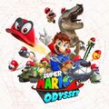 Super Mario Odyssey Main Artwork