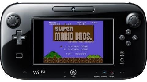 スーパーマリオブラザーズ プレイ映像 Wii U