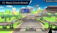 SSBB Screenshot Marios Piste 2