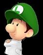 DMW Sprite Dr. Baby Luigi