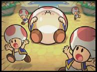 Mario & Luigi Viaje al Centro de Bowser Globus 2