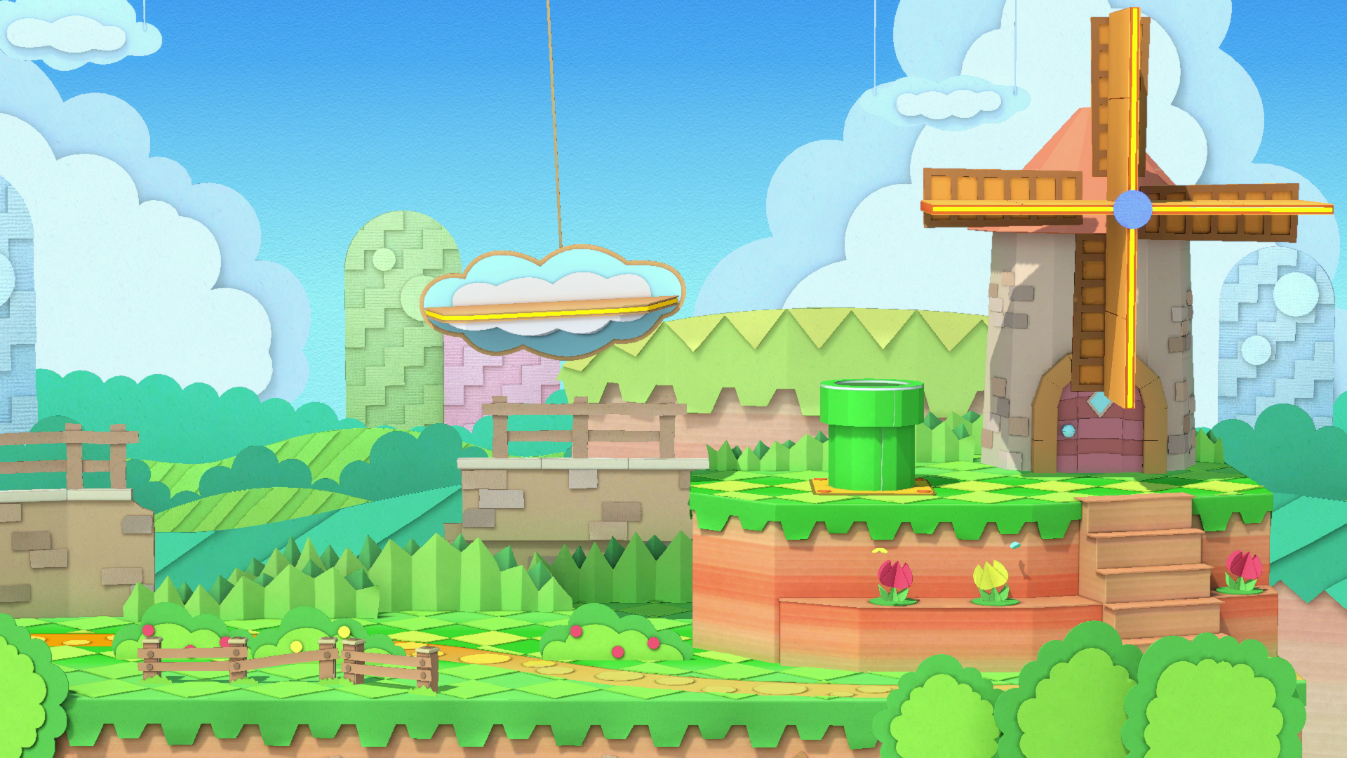 Paper Mario (stage)