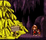 Full Banana Hoard - Donkey Kong Country