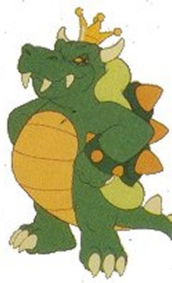 King Koopa (DiC Cartoons)