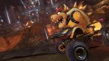 MK8 Screenshot Bowser im Rennwagen