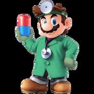 SSB4 Sprite Dr. Mario 3