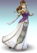 SSBB Artwork Zelda