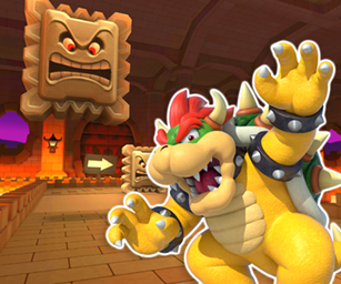 Coupe Bowser