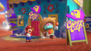 Sand Kingdom's Crazy Cap Shop