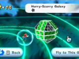 Hurry-Scurry Galaxy