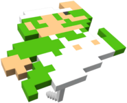 MKT Luigi 8 bits
