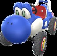 MKT Turbo Yoshi bleu