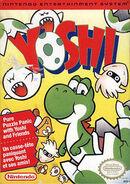 Yoshi game cover