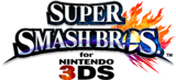 160px-Logo EN - Super Smash Bros. 3DS
