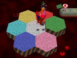 Hexagon-Chaos