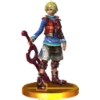 SSB43DS Sprite Trophäe Shulk (All-Star).png