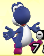 MSS Screenshot Blauer Yoshi