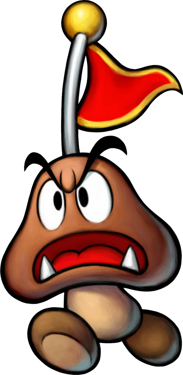 Captain Goomba (Mario & Luigi series)