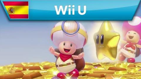 Captain Toad Treasure Tracker - ¡Toad no estará solo! (Wii U)