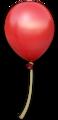 DKCTF Artwork Extraleben-Ballon