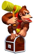 MP Artwork Donkey Kong