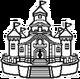 122px-Castle stamp MK8.png