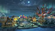 Animal Crossing - MK8 (hiver) 2