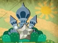 Diamond Star and Hooktail Castle PMTTYD