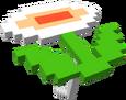 MKT Sprite 8-Bit-Feuerblume