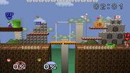 SSB Mario Kingdom