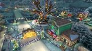 Animal Crossing - MK8 (hiver)