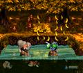 DKC3 Screenshot Fässer-Fiasko 5