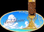 Bubblaine Sticker
