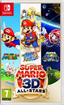 Couverture Super Mario 3D All-Stars